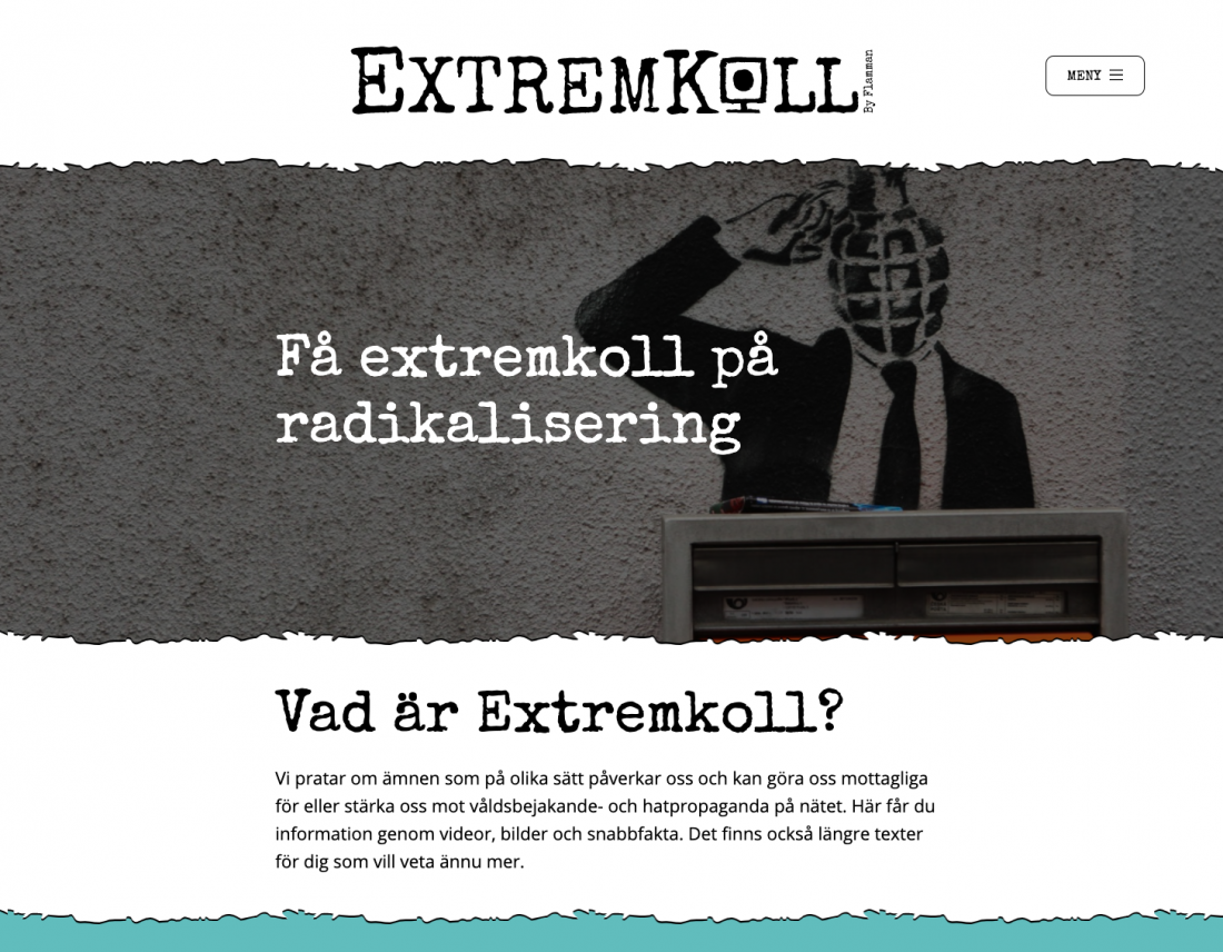 screen extremkoll